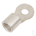 "Ring Terminal, BAG of 25, 1/4"" 4 gauge"