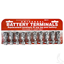 Battery Top Post Terminal, PACK OF 10
