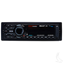 BOSS Dash AM/FM/MPX, Bluetooth Digital Media Receiver w/MP3 Playback, USB/SD/Aux Inputs-No Spkrs