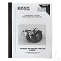 Service Manual, E-Z-Go 13hp, Kawasaki Engine